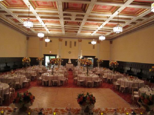 Grand Hall Pasadena Masonic Temple